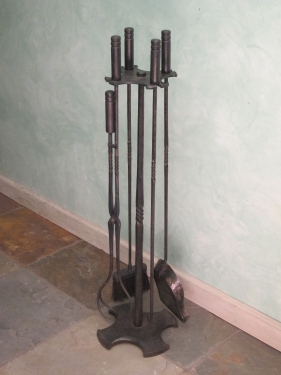 Fireplace Tools Photo