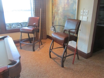 Billiard Room Chairs